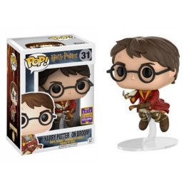 Funko Harry Potter on Broom