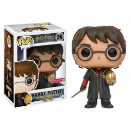 Funko Harry Potter with Golden Egg
