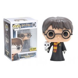 Funko Harry Potter with Hedwig