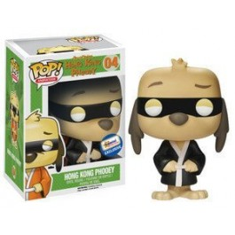 Funko Hong Kong Phooey Black Robe