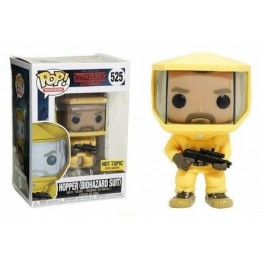 Funko Hopper Biohazard Suit