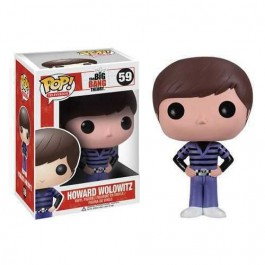 Funko Howard Wolowitz
