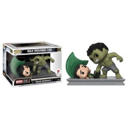 Funko Hulk Smashing Loki