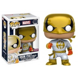 Funko Iron Fist Gold