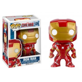 Funko CW Iron Man