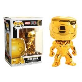 Funko Iron Man Gold Chrome