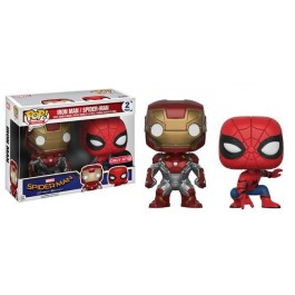 Funko Iron Man & Spider-Man