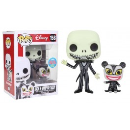 Funko Jack & Vampire Teddy Exclusive