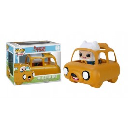 Funko Jake Car with Finn
