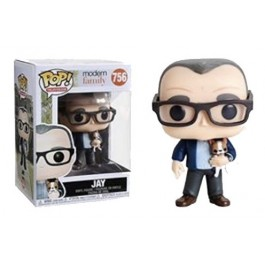 Funko Jay with Dog