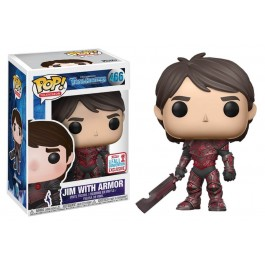 Funko Jim with Armor