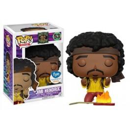 Funko Jimi Hendrix Burning Guitar