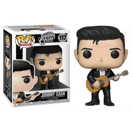 Funko Johnny Cash Playing Guitar