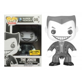 Funko The Joker - Black & White