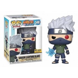 Funko Kakashi Lightning Blade