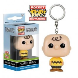 Funko Keychain Charlie Brown