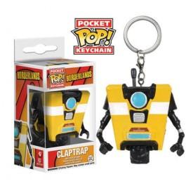 Funko Keychain Claptrap