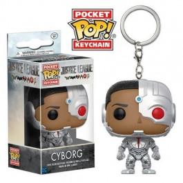 Funko Keychain Cyborg