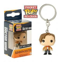 Funko Keychain Eleventh Doctor