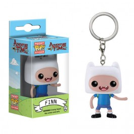 Funko Keychain Finn