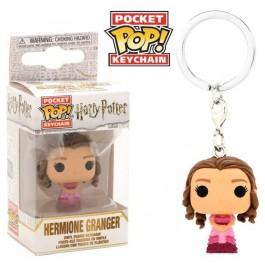 Funko Keychain Hermione Granger Yule Ball
