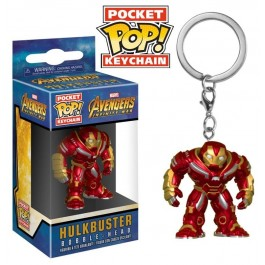Funko Keychain Hulkbuster