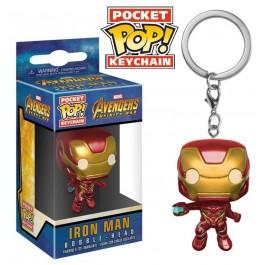 Funko Keychain Iron Man Infinity War