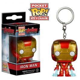 Funko Keychain Iron Man