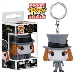 Funko Keychain Mad Hatter