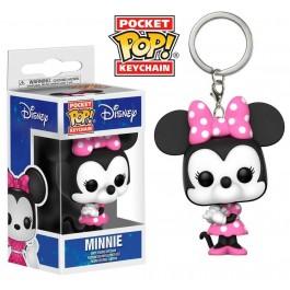 Funko Keychain Minnie Mouse