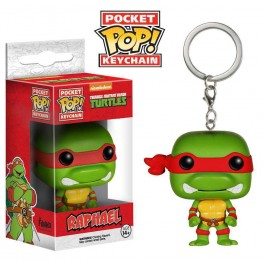 Funko Keychain Raphael