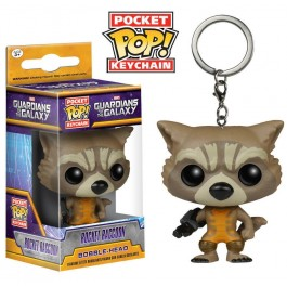 Funko Keychain Rocket Raccoon