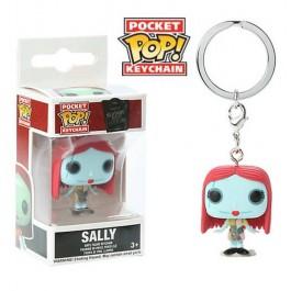 Funko Keychain Sally