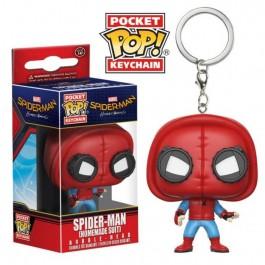 Funko Keychain Spider-Man Homemade Suit