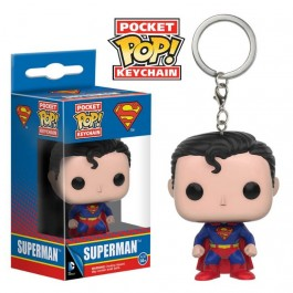 Funko Keychain Superman