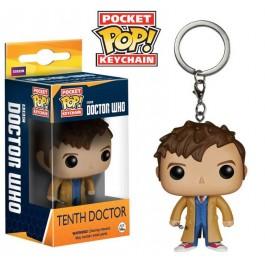 Funko Keychain Tenth Doctor