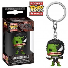 Funko Keychain Venomized Hulk
