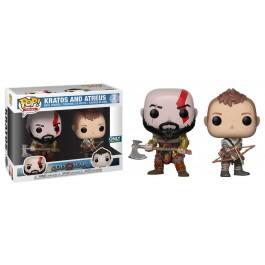 Funko Kratos & Atreus