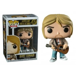 Funko Kurt Cobain in Tan Sweater