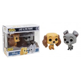 Funko Lady & the Tramp