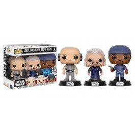 Funko Lobot, Ugnaught & Bespin Guard