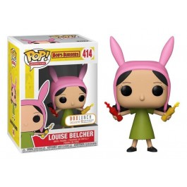Funko Louise Belcher with Ketchup and Mustard