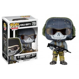 Funko Lt. Simon Ghost Riley