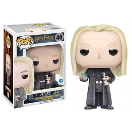 Funko Lucius Malfoy Holding Prophecy