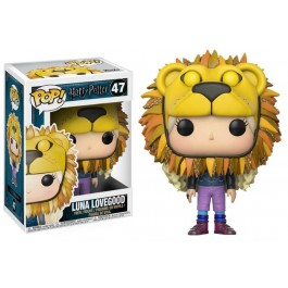 Funko Luna Lovegood Lion Hat
