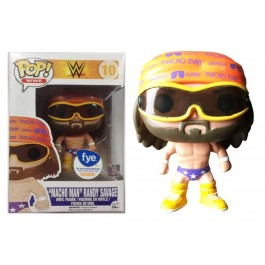 Funko Macho Man Randy Exclusive