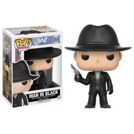 Funko Man in Black