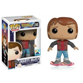 Funko Marty McFly Hoverboard