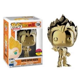 Funko Metallic Gold Super Saiyan Vegeta