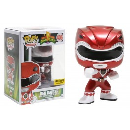 Funko Metallic Red Ranger